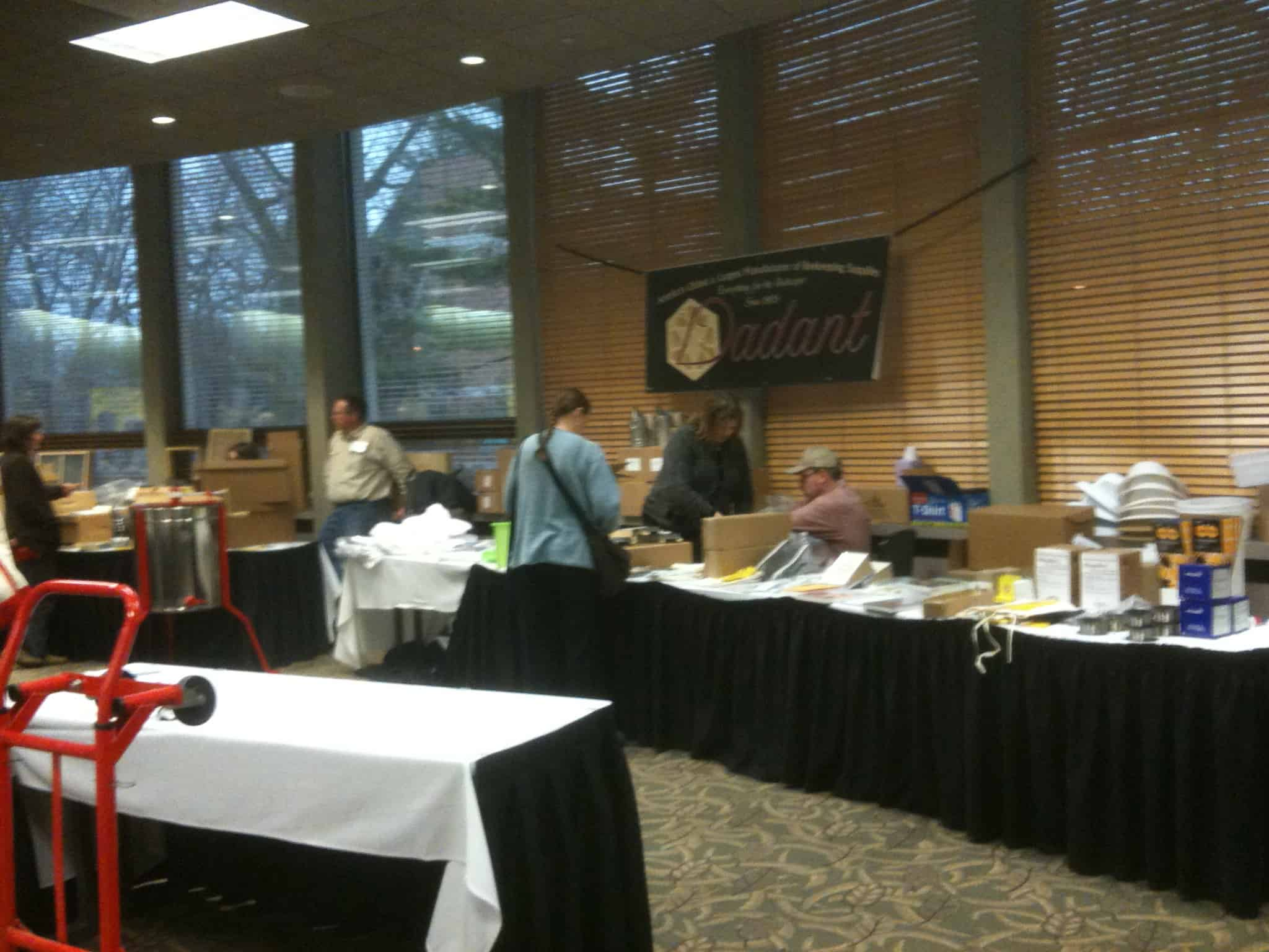 2011 Michigan Beekeepers Conf.