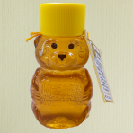 Michigan Wildflower Honey – 2oz Bear