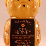 Michigan Wildflower Honey – 12oz Bear