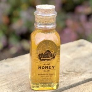 4 oz muth jar of honey