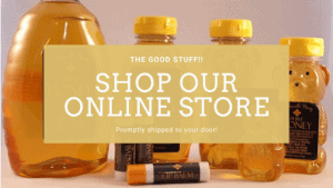 Shop for local honey online